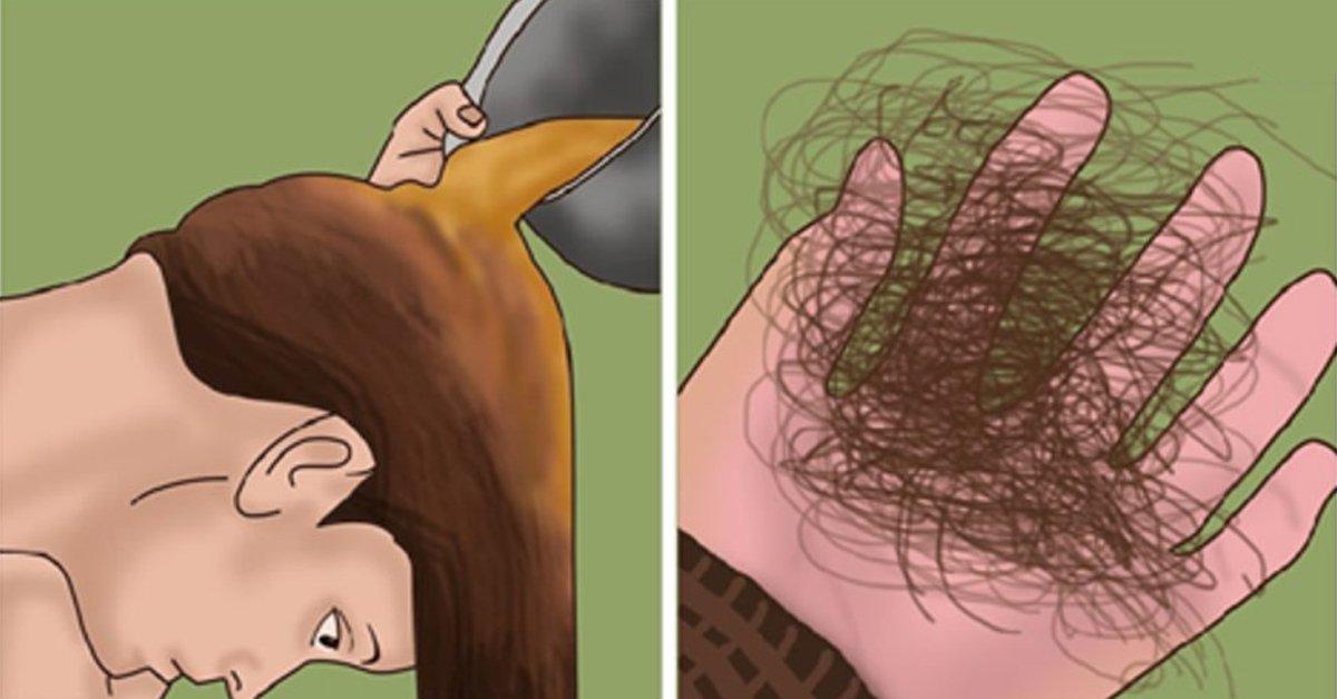 Массаж головы черный хлеб для роста волос в домашних условиях что