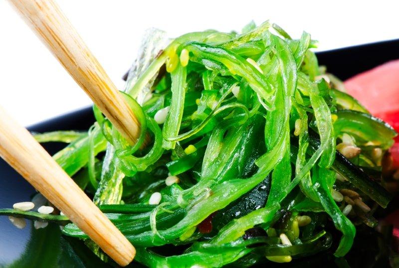 польза морской капусты для организма
