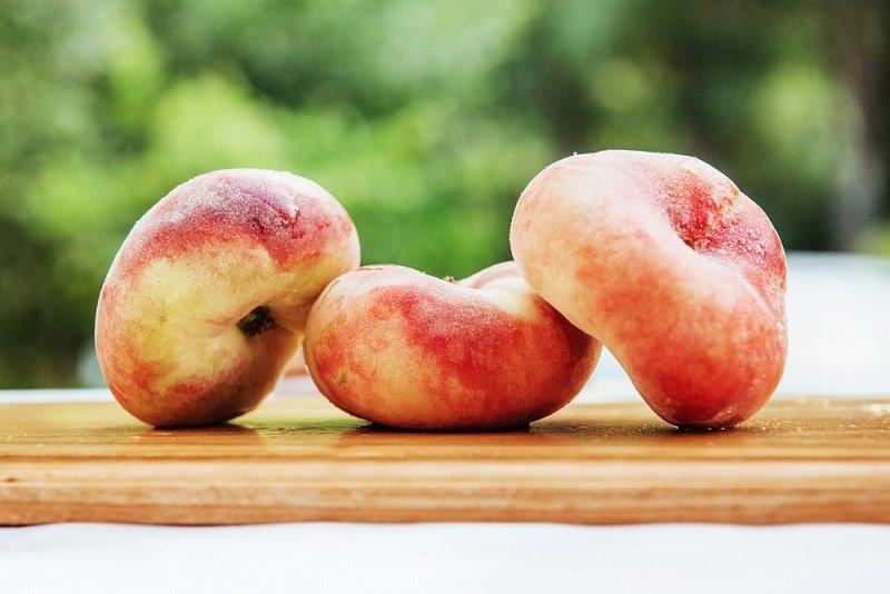 персики польза