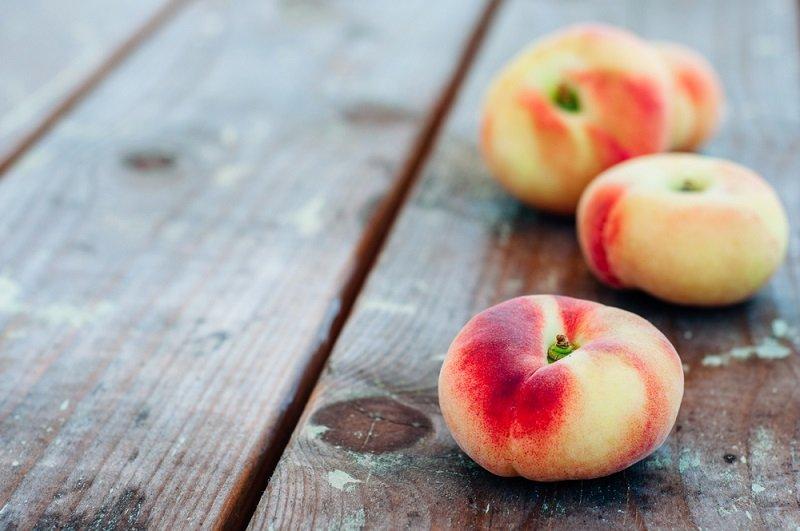 персики польза для здоровья