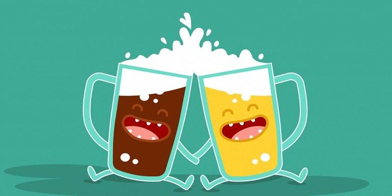 применение пива
