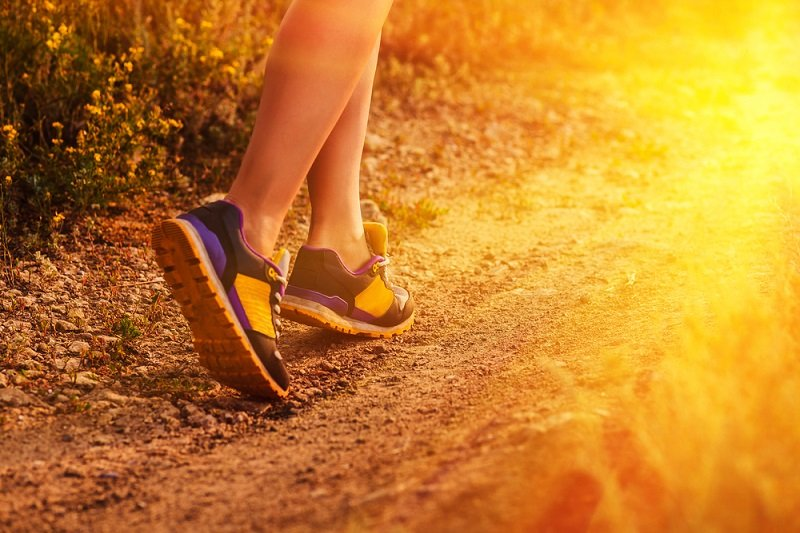 польза ходьбы