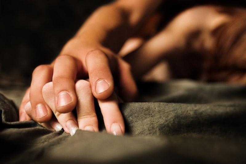 физическая близость между мужчиной и женщиной