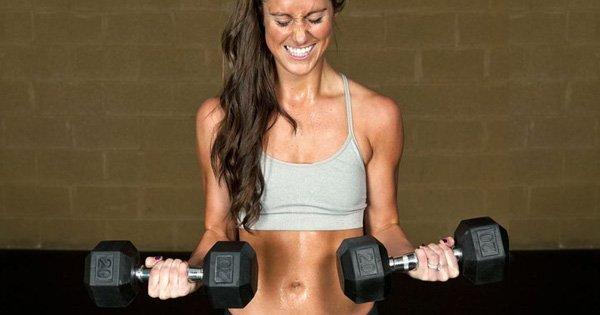 похудение в спортзале программа для девушек