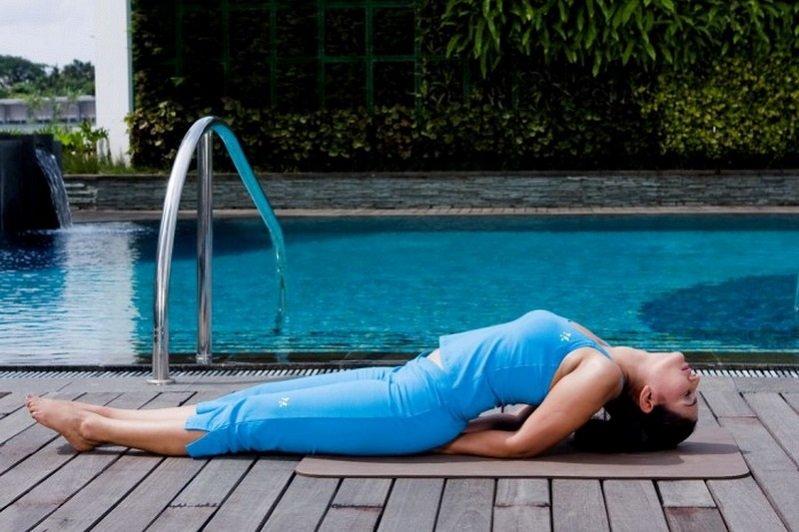 березка упражнение