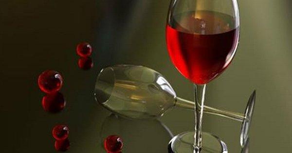Радостная новость для любителей красного вина: всего один бокал — и проблем с памятью как не бывало!