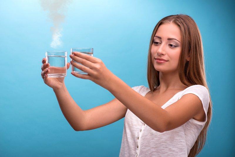 польза воды натощак