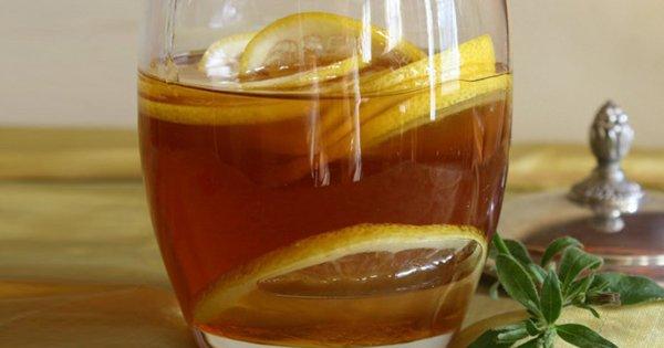 Вода с медом  чудо-напиток для утра