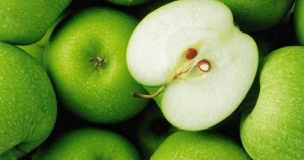 Польза зеленого яблока