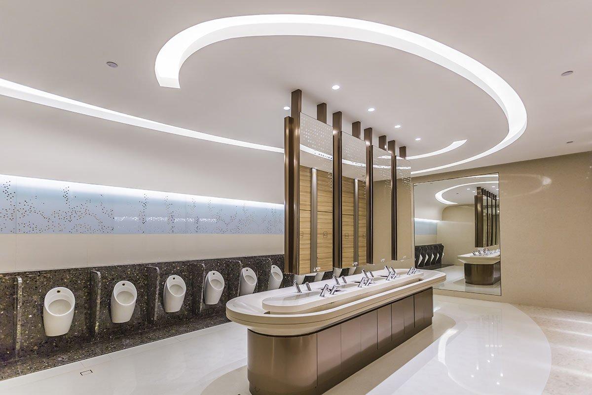 Чем впечатляют немецкие туалеты