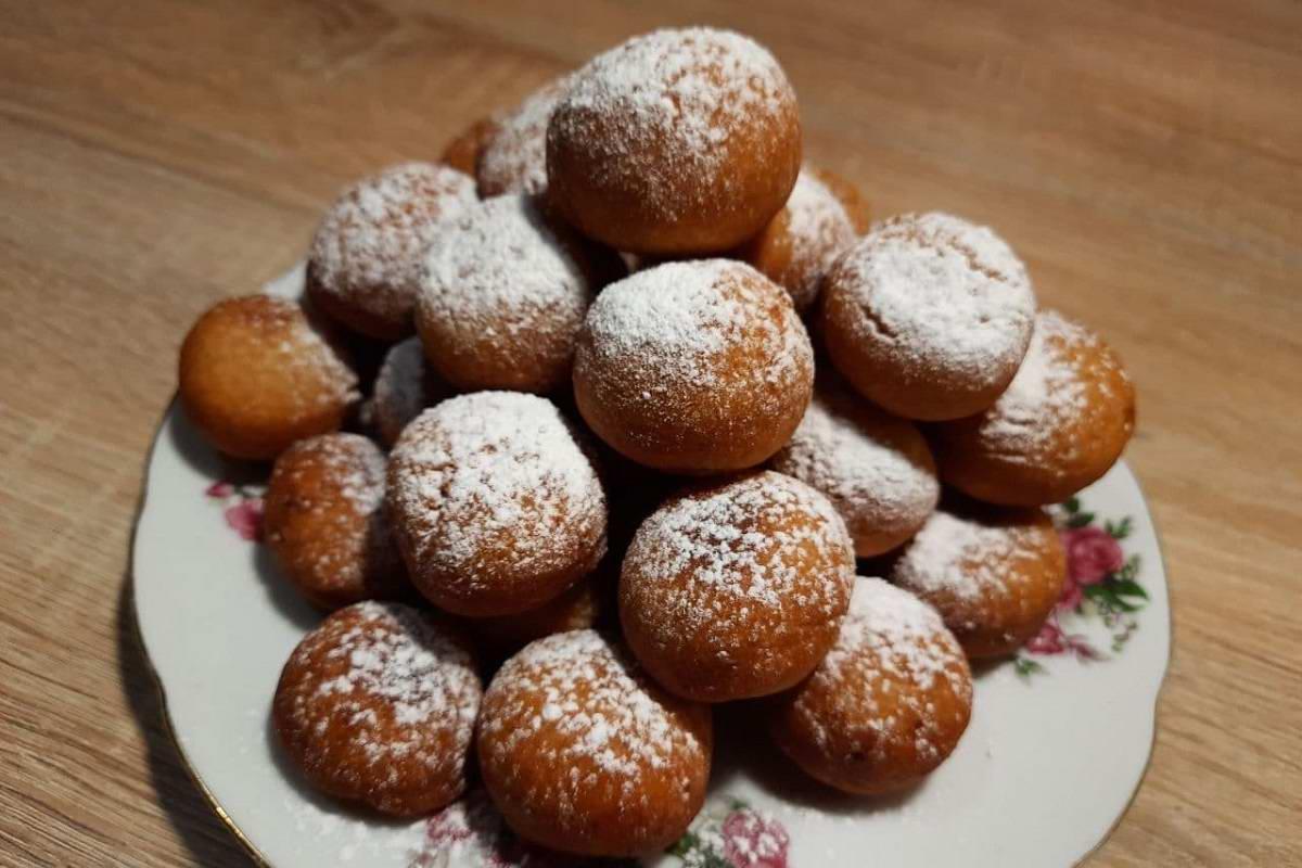 Нежные пончики на твороге, которые нельзя оставлять без присмотра, ведь супруг не знает меры