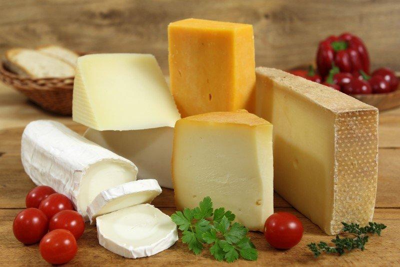 самый популярный сыр