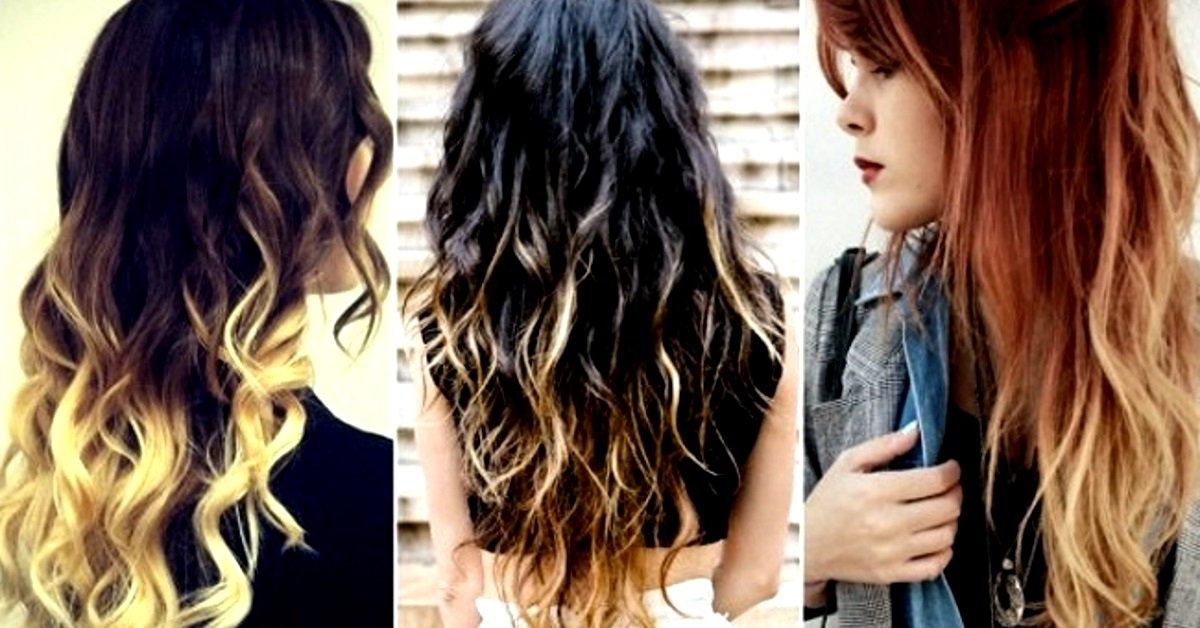 Топ-10 осенних тенденций окрашивания волос: добавь яркости в свой образ!