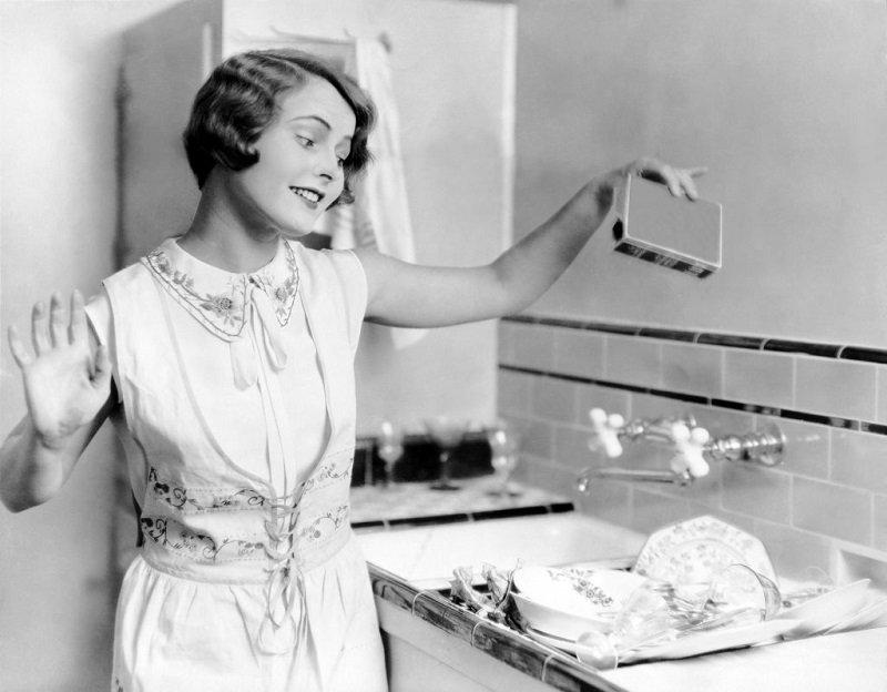 моющее средство для посудомоечной машины своими руками
