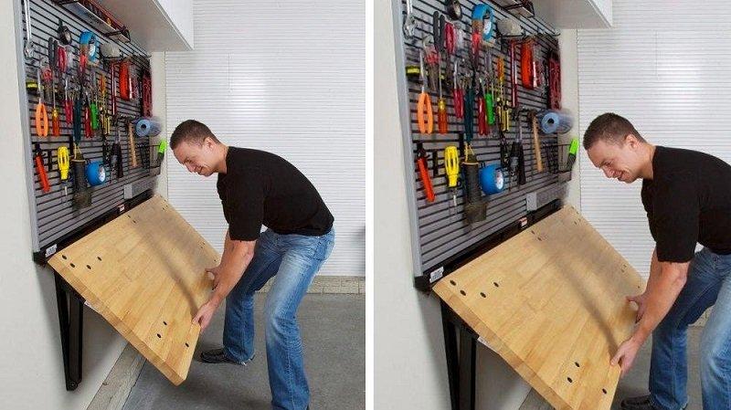 ako rýchlo obnoviť poriadok v garáži
