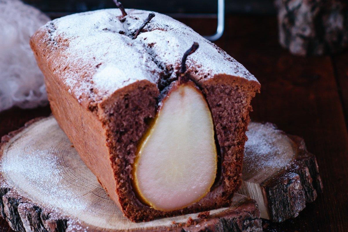 домашние кексы с какао
