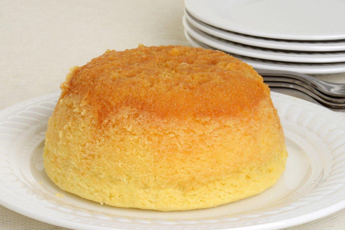 домашние кексы на кефире