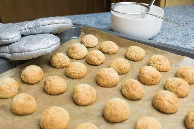 постное печенье фото