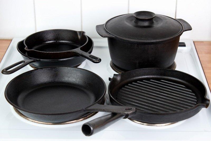 Чугунная посуда: незаменимая классика на твоей кухне. Выбираем, ухаживаем, готовим.