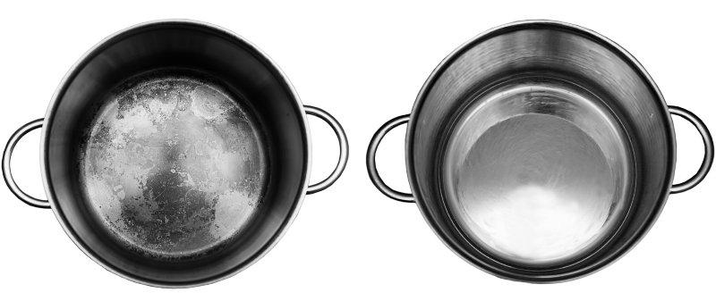 безопасна ли посуда из нержавеющей стали