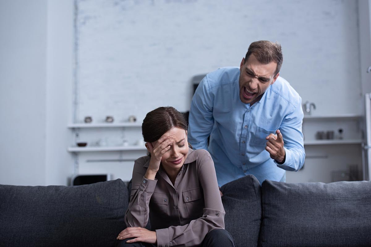 Предприятие, что может найти управу на вечно психующего супруга