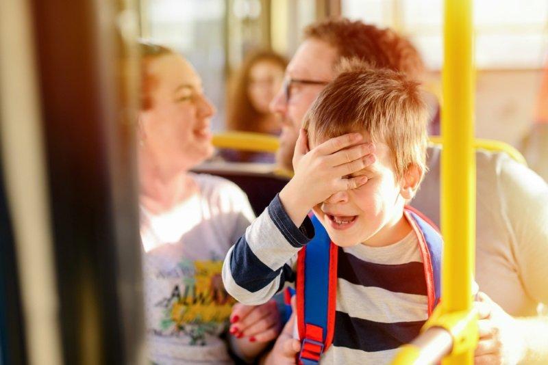 правила поведінки в міському транспорті