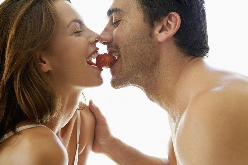 страстные отношения