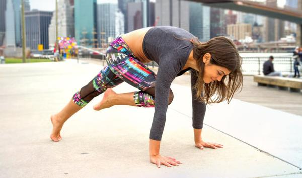 поза йоги
