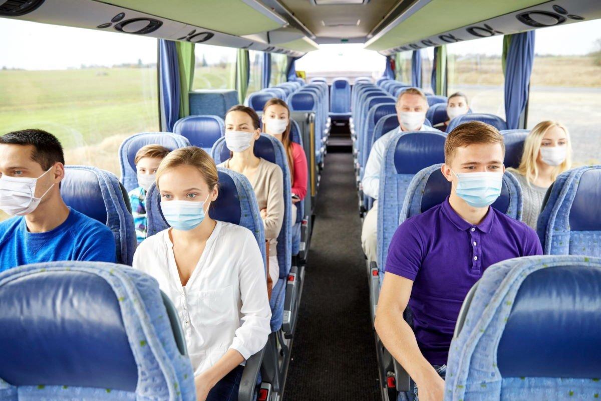 безопасное поведение в общественном транспорте