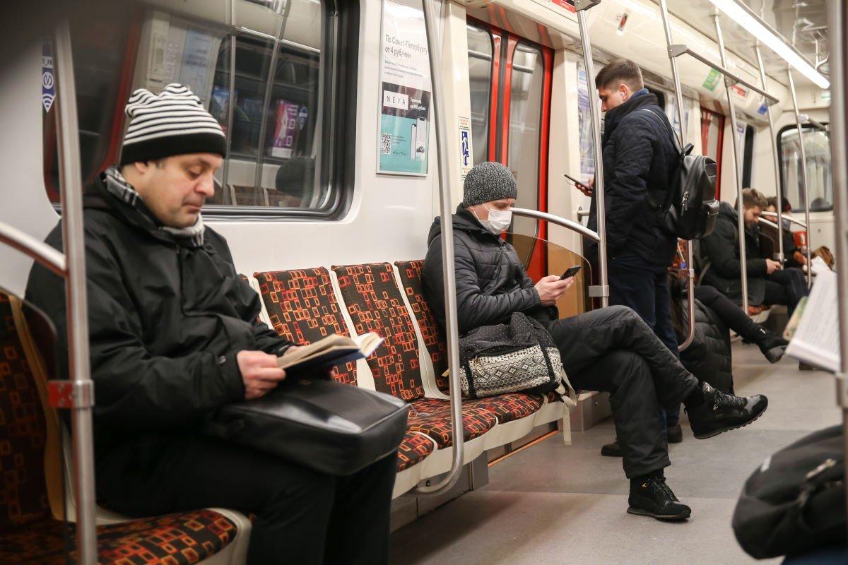 поведение пассажиров в общественном транспорте