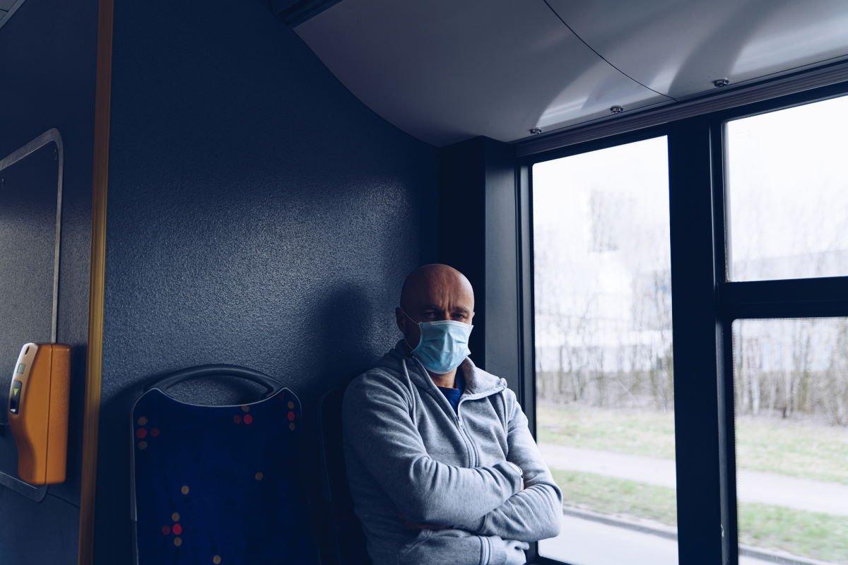 общественный транспорт и безопасное поведение в нем