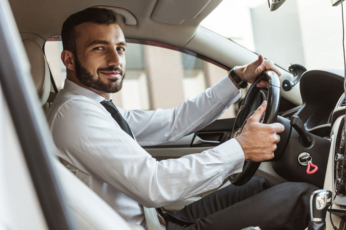 Ошибки этикета в автомобиле