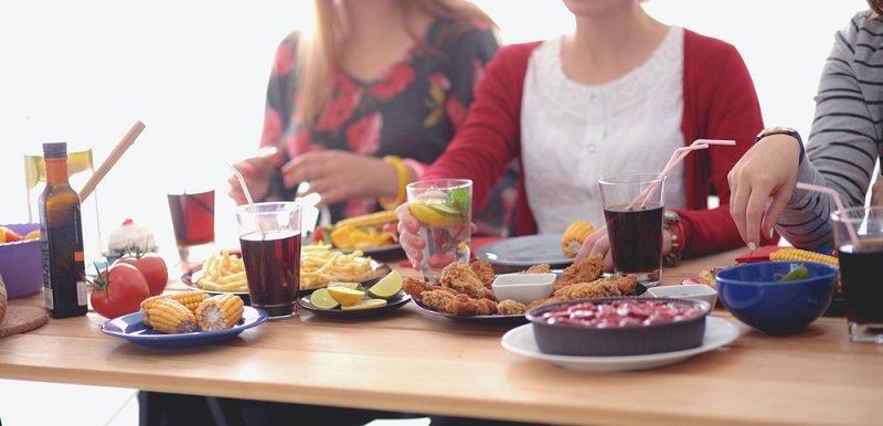 еда и характер человека