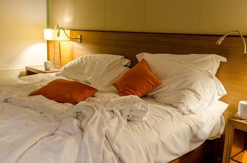 правильная обстановка спальни