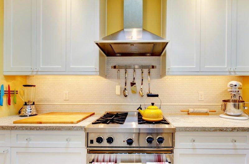 правильная вентиляция на кухне