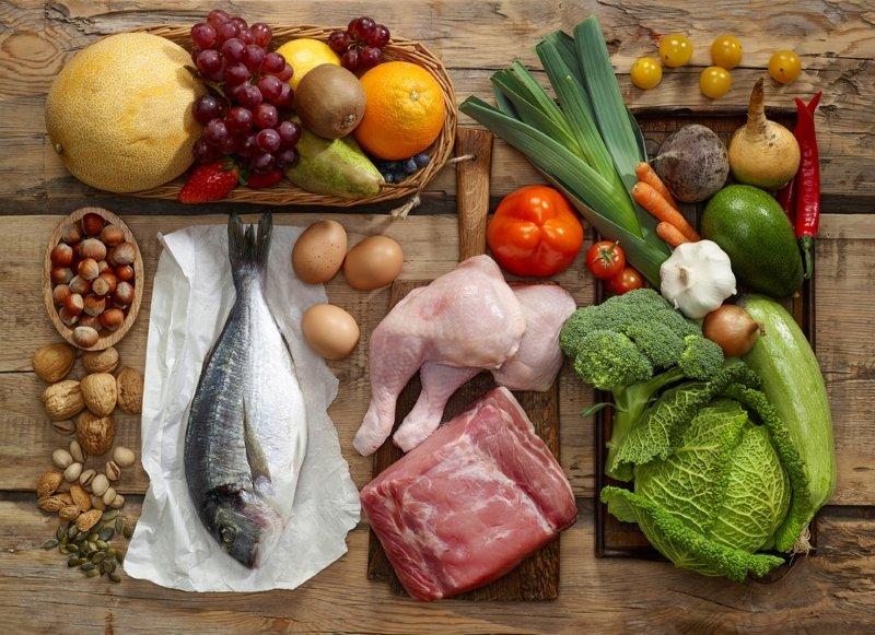 подробное меню правильного питания на неделю для похудения