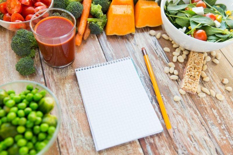 подробное меню правильного питания для похудения
