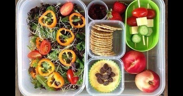 Правильное питание с чего начать меню