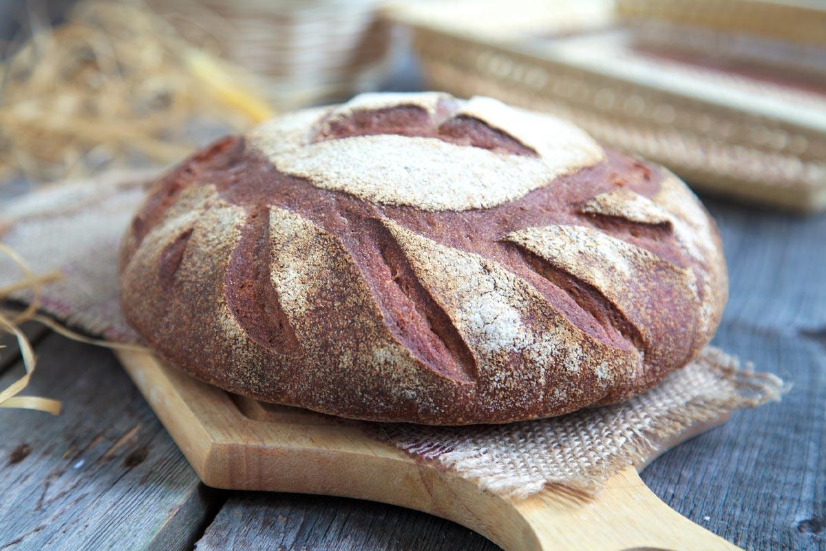 правильный хлеб дома
