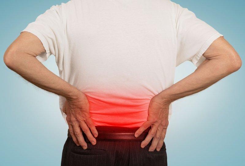 правильный массаж спины и шеи