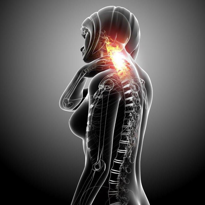 как сделать правильный массаж спины