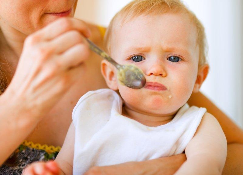 правильный прикорм малыша