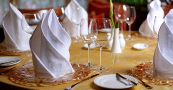 6 приемов оригинальной сервировки праздничного стола. Приведи своих гостей в восторг!