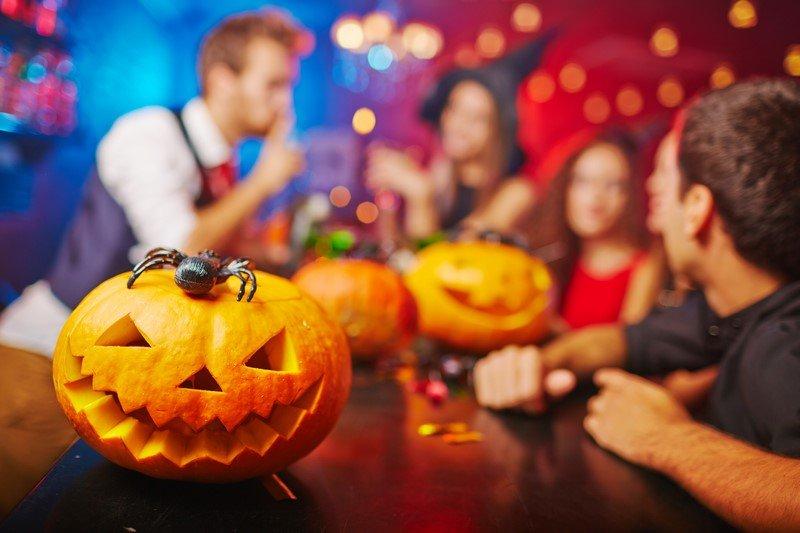 как правильно отмечать хеллоуин