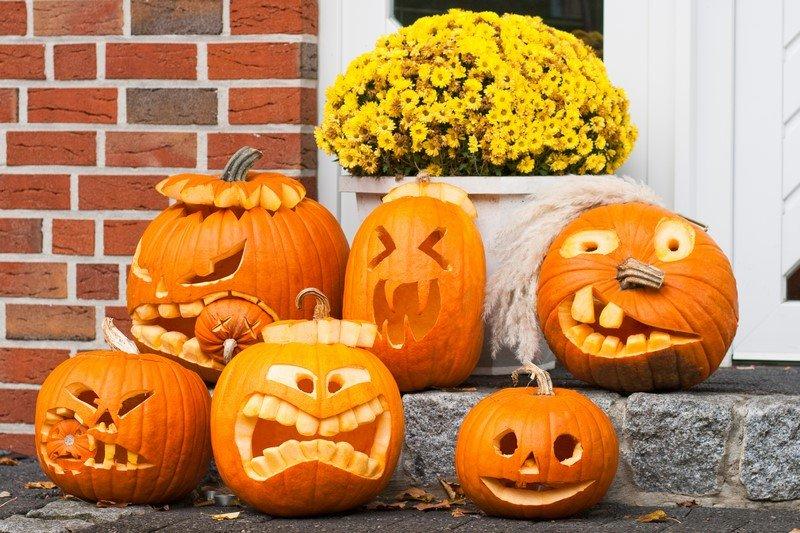 когда отмечать хеллоуин