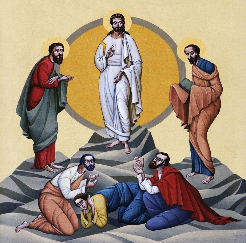 молитва на преображение господне