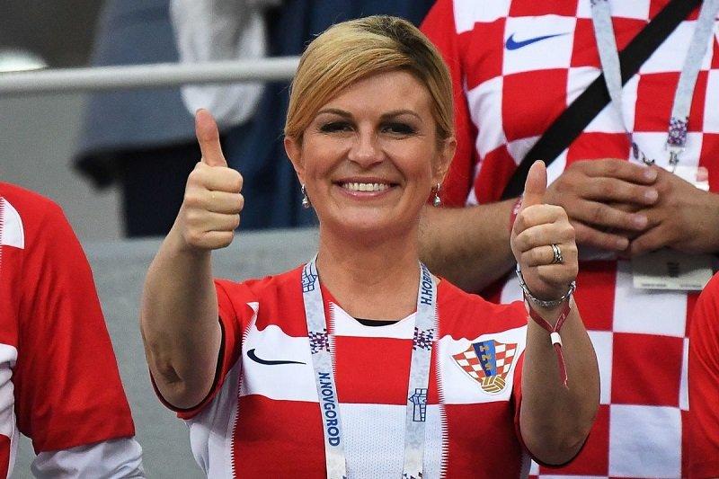 президент хорватии фотографии