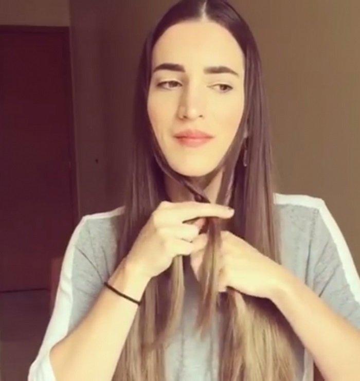 прическа на длинные волосы 2016