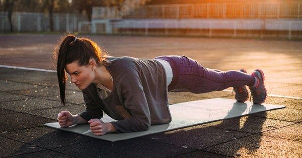 Посвяти 5 минут в день этому упражнению, и ты удивишься результату!