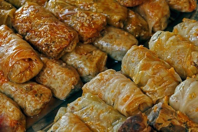 приготовление голубцов с мясом